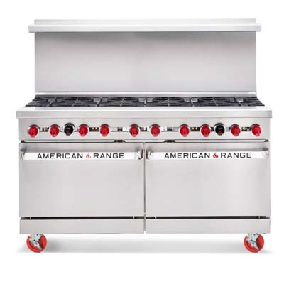 American Range Gas Ranges Cover Image