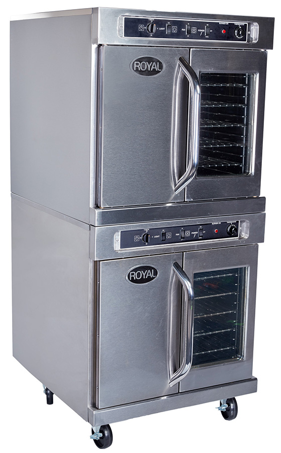 Royal Electric Ovens Cover Image