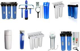 Commercial Water filters Cover Image