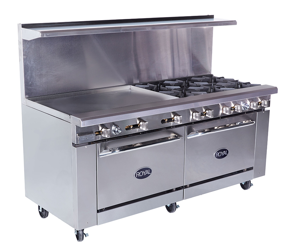 Royal Gas Ranges Cover Image